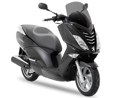 CITYSTAR 125 ACTIVE SMARTMOTION - CT125LC1FYNK - Peugeot Motocycles