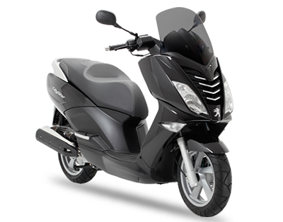 CITYSTAR 125 POWERMOTION ABS - CTS125LCSYNK - Peugeot Motocycles