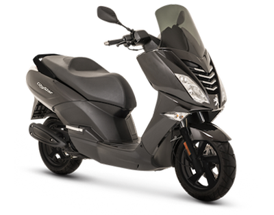 Citystar 50 Active - CTS50YNK - Peugeot Motocycles