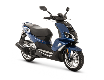 SPEEDFIGHT 125 - FIG4125LCYS5 - Peugeot Motocycles