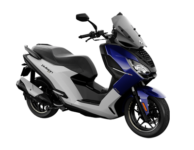 Scooter 50 Cm3 125 Cm3 200 Cm3 3 Roues Peugeot Motocycles