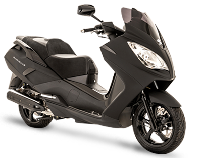 SATELIS 125 BLACK EDITION - SAT2125SDYN1 - Peugeot Motocycles