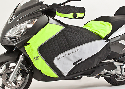 Tablier pilote fluo Satelis - A07206 - Peugeot Motocycles