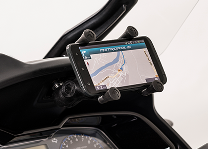 Support Smartphone Metropolis - A08004 - Peugeot Motocycles