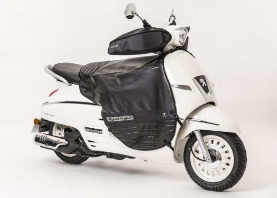 Tablier pilote Django - A09009 - Peugeot Motocycles