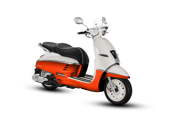 Scooter Django 125 Abs Peugeot Motocycles